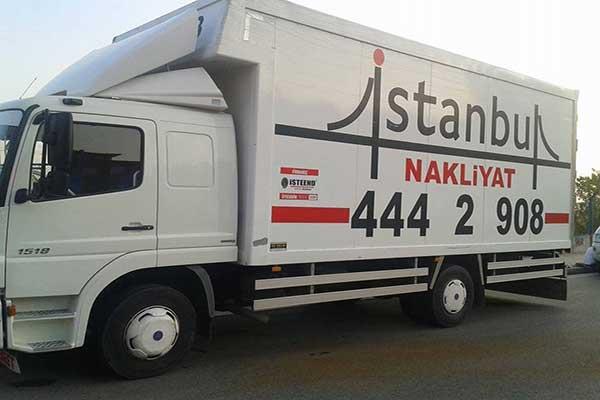 İstanbul Evden Eve Nakliyat 1