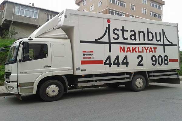 İstanbul Evden Eve Nakliyat 3